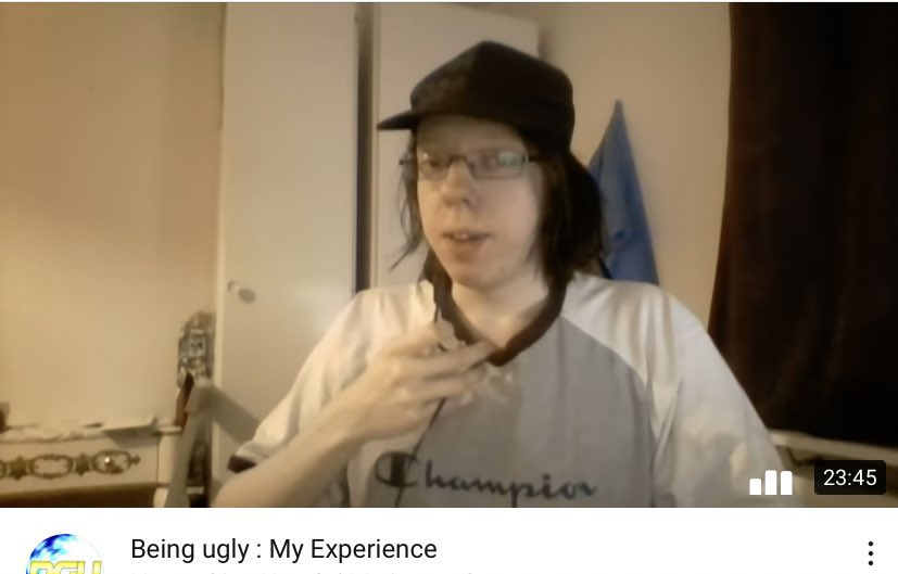 Being ugly on 10 Brutally