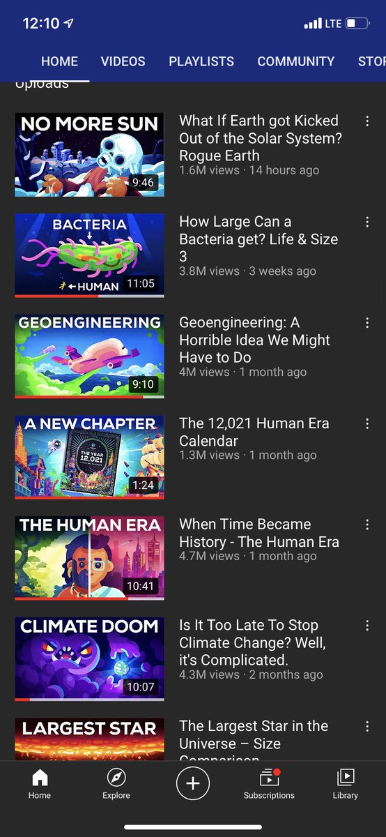MrBeast - If colleges made videos like Kurzgesat, I'd probably have like 10 degrees lol
