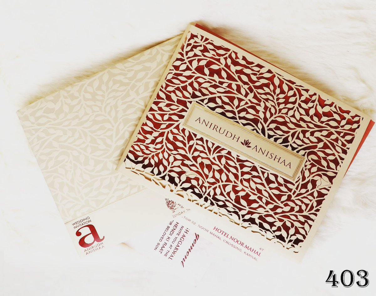 #weddingsutra #weddingsofinstagram #weddinginspiration #custominvitations #invitationdesign #invitation #wedding #indianwedding #weddingcards #class  #marriage #green #lockdown #savethedate #COVID__20 #TweetOfTheDay #premium #giftideas Life starts at India Cards