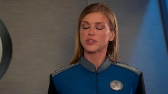 Here's your daily random dose of #TheOrville!  ➡️@TheOrville  ➡️@hulu