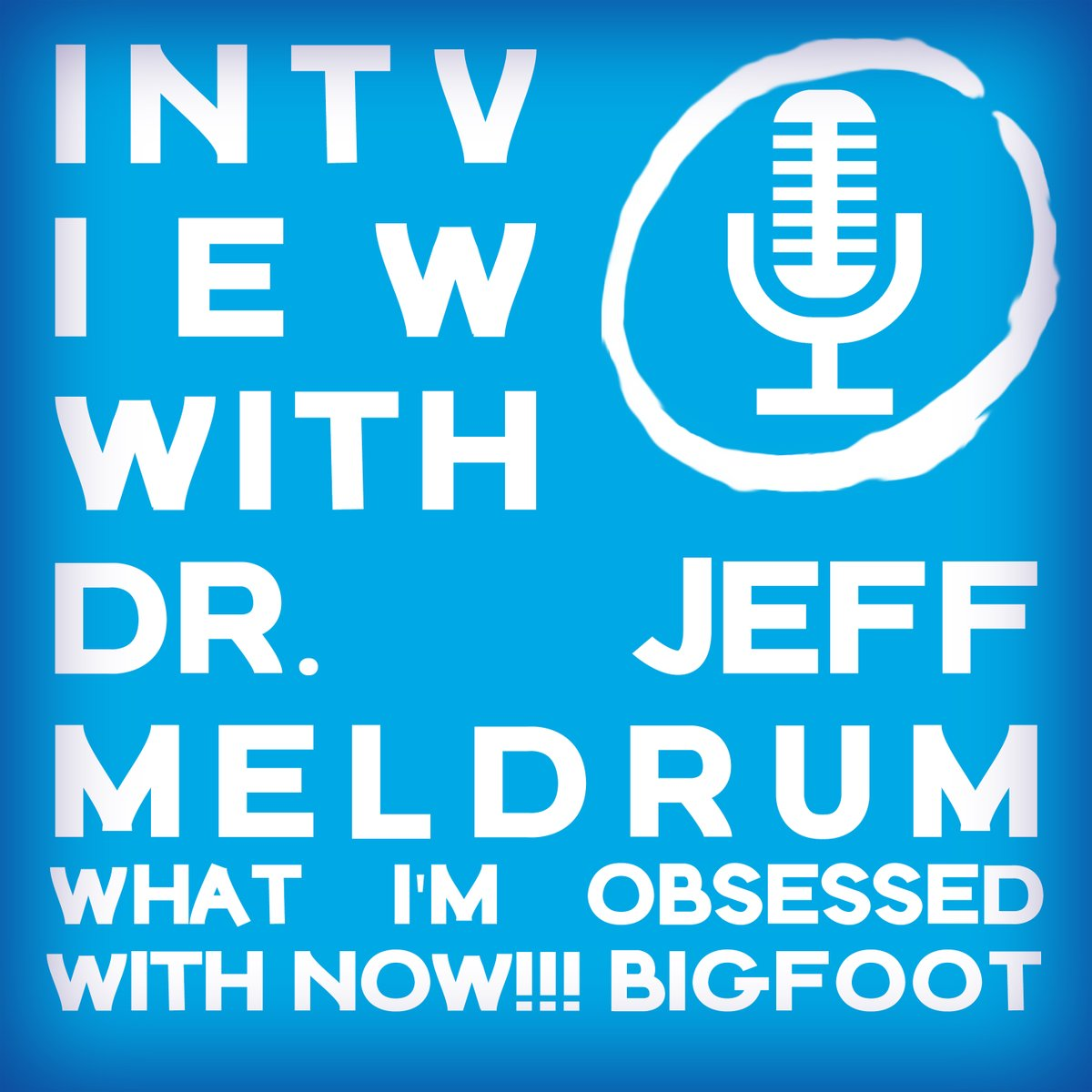 Dr Meldrum is Prof. of Anatomy and Anthropology and Bigfoot expert. Check out the Bigfoot conversation. #podcast #podcasting #podcasts #podcastlife #podcasters #podcastshow #bigfoot #bigfootsighting #bigfootdecoys #bigfootisreal #bigfootcountry #bigfootsightings #bigfootstories https://t.co/pMQ4IfZW5V
