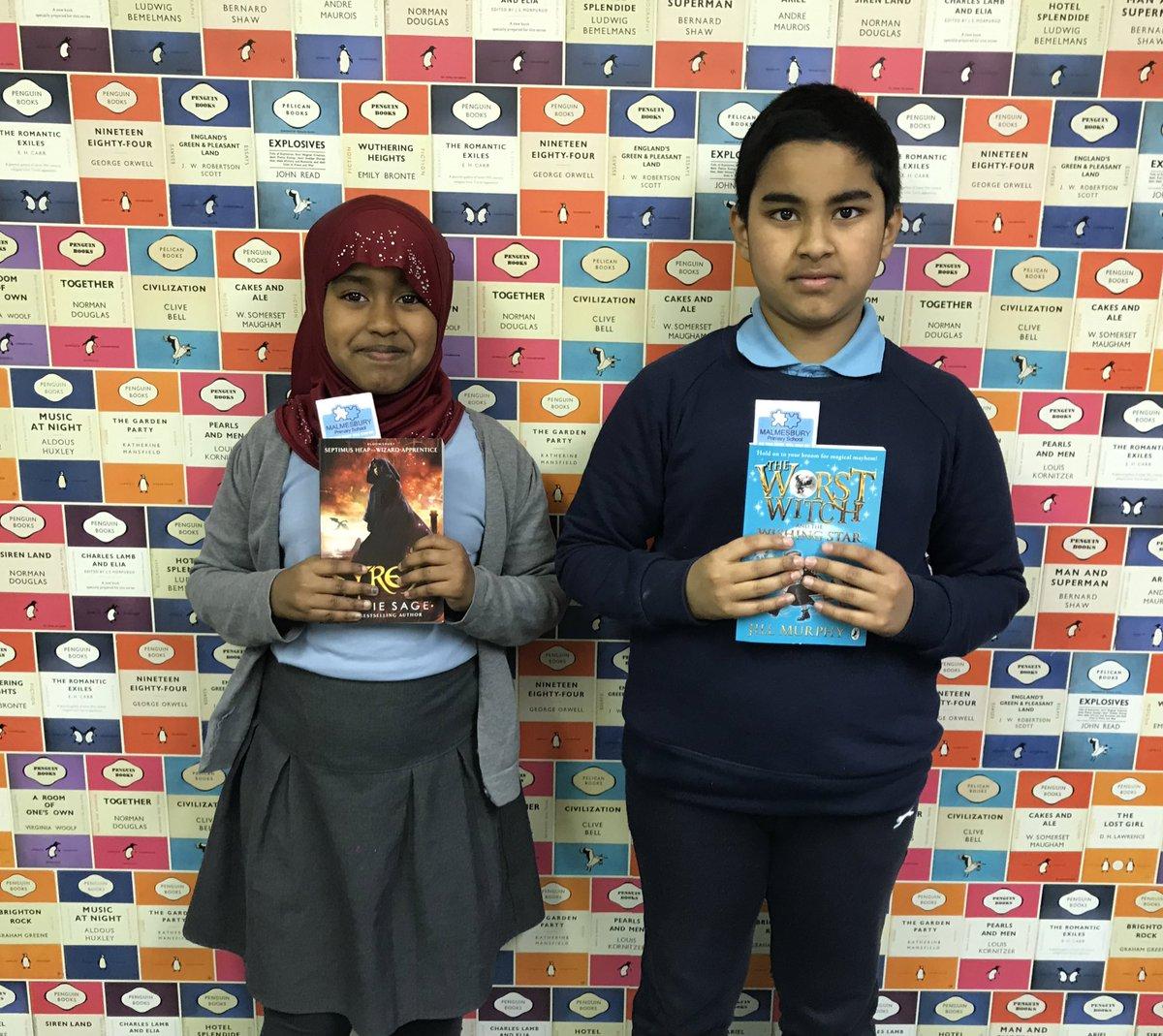 2 more reading superstars ⭐️ ⭐️ 📖  Be The Best You Can Be #BTBYCB #school #education #teachers #london #primaryschool #towerhamlets #edutwitter #books #reading