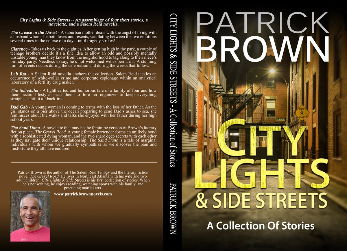 City Lights & Side Streets by @ PBrownNovels is the perfect reading companion for the busy bookworm.  IAN1 IARTG ASMSG #books ebooks shortstories fiction novella #giftideas RRBC