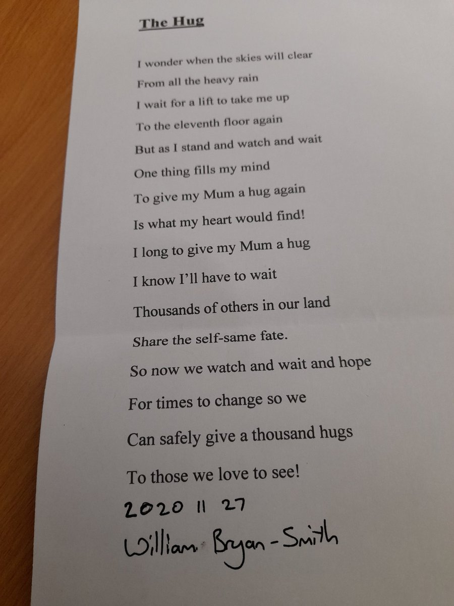 Good morning from @WeChaplains to everyone @HullHospitals @Dove_House and @Chcp. #Lockdown is ended & the #tiers R here. #StaySafe Choose #Hope. #TheHug  Written by a Huth #Chaplaincy colleague @terry_moran1 @Chrissy2k2 @bevclark71  @SimonNearney09 @FinanceHuth @HUTHImprovement