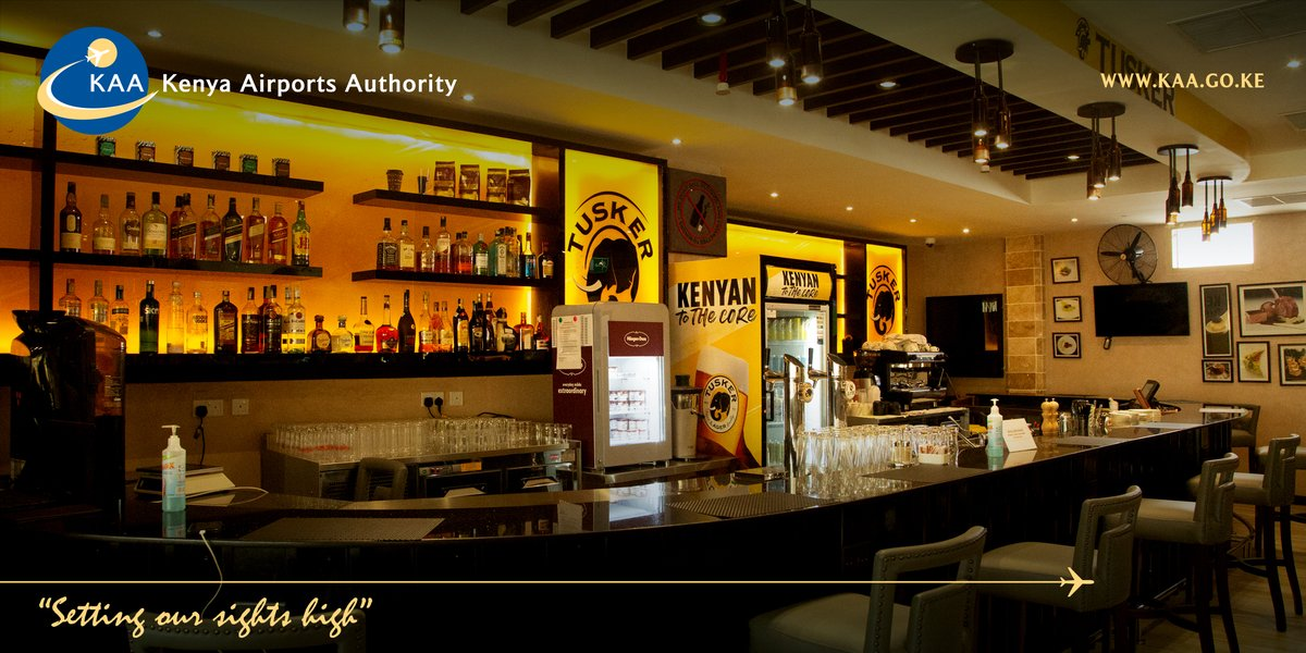 At Jomo Kenyatta International Airport, we always have our customers' health and wellbeing in mind, and this extends to our selection of restaurants and beverages. All made with care and served with love.   #InThisTogether #KAACares #StaySafe