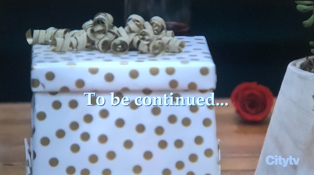 When you already know what's in the box, but you still want to know... WHAT'S. IN. THE. BOX?!  #TheBachelorette