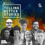 Image for the Tweet beginning: We highlight the storytellers in