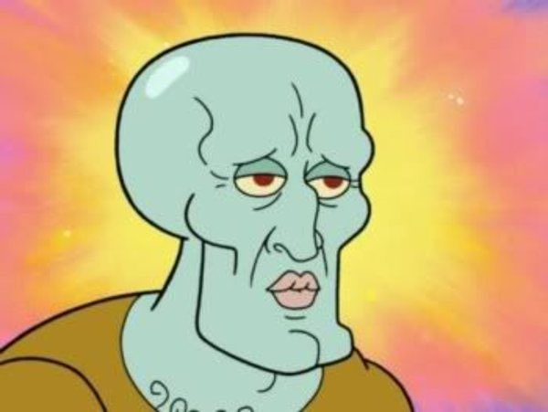 tell me bennet doesn't look exactly like handsome squidward...#TheBachelorette