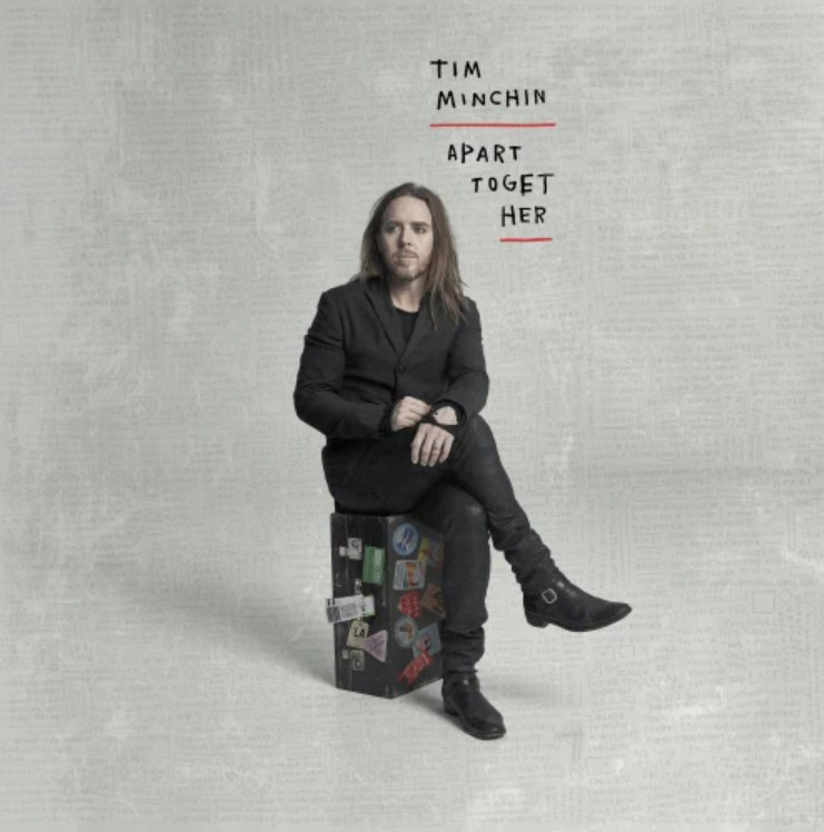 Congrats to @timminchin for debuting #1 with Apart Together on the Independent Label Albums chart