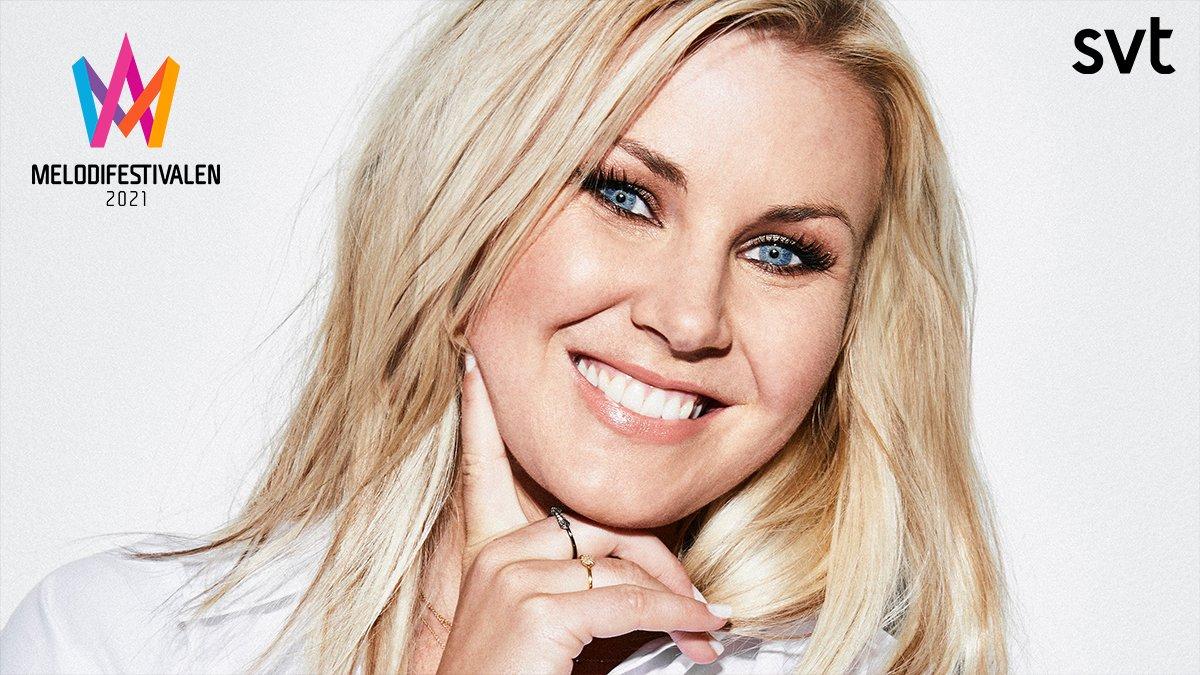 Melodifestivalen 2021 - Participante 1️⃣1️⃣  Artista 🎤: Elisa Canción 🎶: Den du är Songwriters 🎼: Bobby Ljunggren, Ingela Pling Forman y Elisa Lindström.  Regresa tras competir en 2014 y en el Lilla Melodifestivalen en 2005.  #melfest #melodifestivalen #eurovision https://t.co/Rfd66Jsnuj