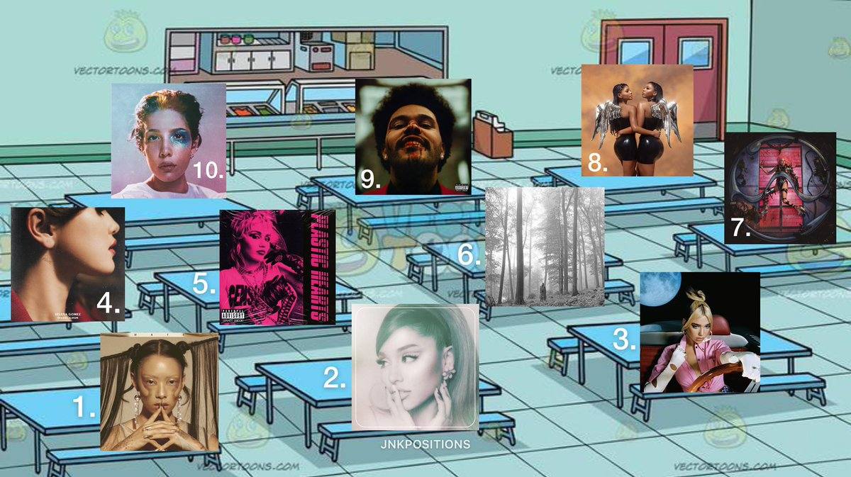 which table are y'all sitting at?