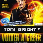 Image for the Tweet beginning: 'Volver a creer, Magia de