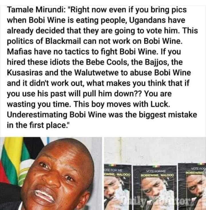 @DailyMonitor @KagutaMuseveni Voting KYAGULANYI is a must. #weareremovingthedictator #wewantchange #musevenimustgo https://t.co/DvnKiRToDq