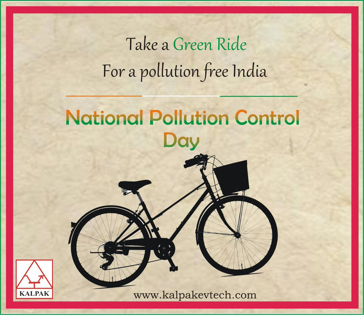The main objectives of the day is to educate people about how to manage and control industrial disasters,create awareness about the importance of pollution control acts. #kalpakevtech #hubmotor #sustaiability #ev #emobility #EVlife #goelectric #gogreen #nopollution #pollutionfree