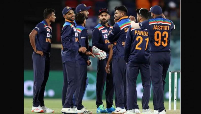 आखिरी वनडे मैच जीतकर भारत ने रखी लाज, सीरीज 2-1 से ऑस्ट्रेलिया के नाम  #cricketlive #indiabeataustralia #inclosegame @newstracklive