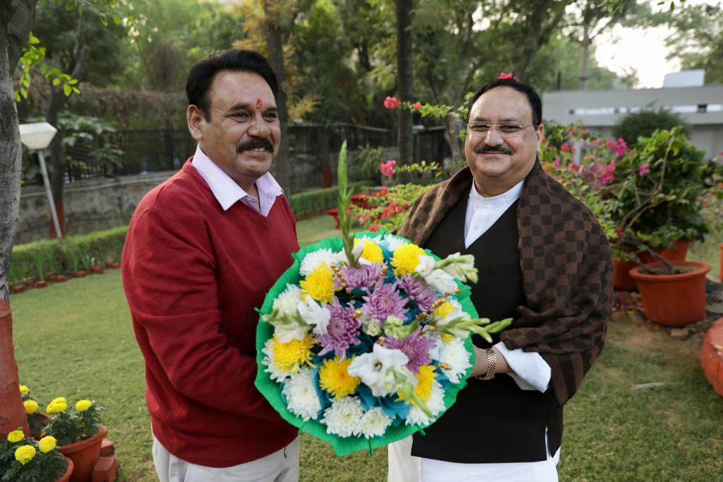 All good things come in pairs, best of all are a set of twins, with extra laughter and double grins. Wishing my brother Jagat Bhushan Nadda a very happy birthday. May you be blessed with good health and joy.