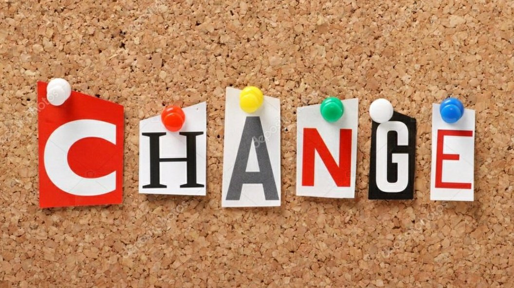 Leadership Moment CHANGE, & everything around you starts changing. Dont wish things were easier, CHANGE and get better. Dont wish for less problems, CHANGE and develop new skills. When you make the decision to CHANGE you, everything around you will CHANGE! #LeadershipMoment