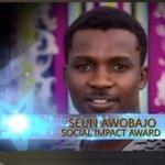 Image for the Tweet beginning: Oluwa Seun. Greatful heart! #myheartmyart  #mybarigamypride