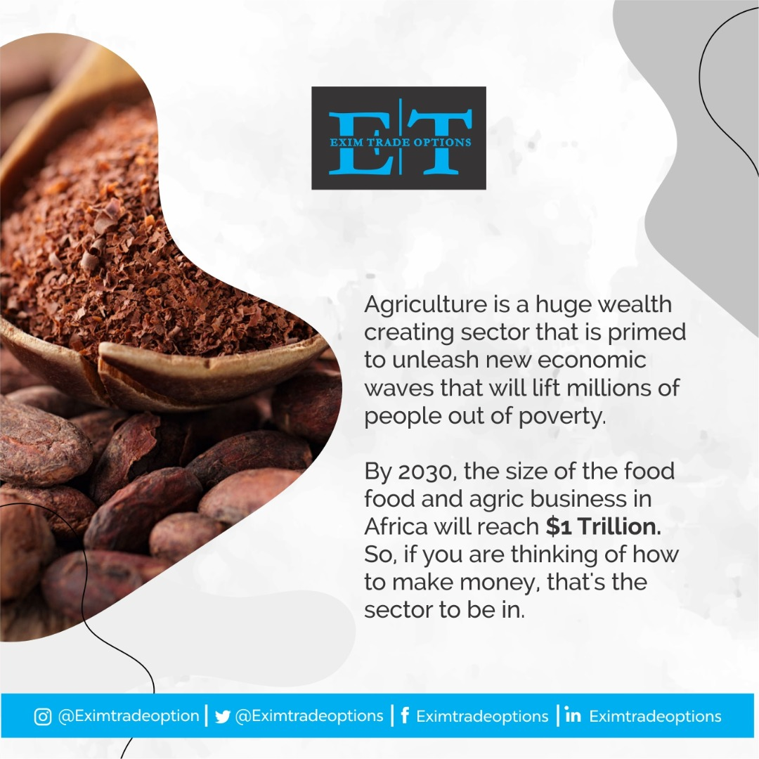 #AfricanGiant, we here to help you export that Agricultural products to their respective destinations...#wednesdaythought #farmersagitation #shekau #2ndDecember #Usa2020 #nigerianyouths #Export #import https://t.co/j8ERbq7mWl