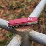 Image for the Tweet beginning: Victorinox Climber Swiss Army Knife @Victorinox