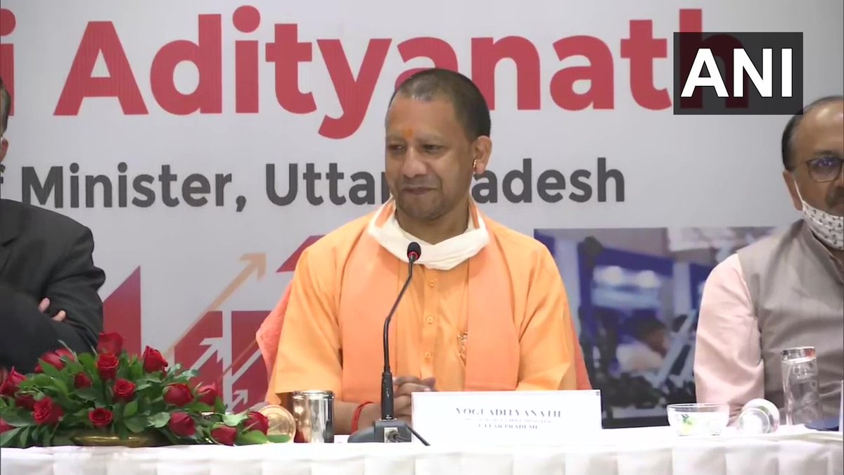 We want to build a world-class film city in Uttar Pradesh. We held discussions with several producers, directors, actors and other experts related to film industry in this regard: UP CM Adityanath in Mumbai https://t.co/L5G06tNKQu