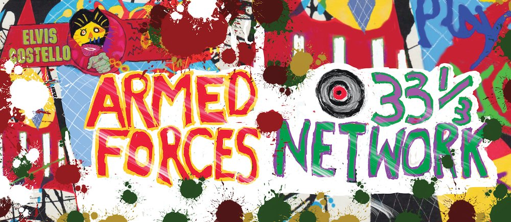 "#armedforces33andathirdnetwork 21. MOODS FOR MODERNS - from ""Armed Forces"" 22. TVC-15 - from ""Station To Station"" by David Bowie This song began an earlier life as a roll call of the American television shows that filled childhood hours elviscostello.com/#!/armedforces…"