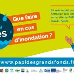 Image for the Tweet beginning: Le #PAPIGrandsFonds concerne 6 communes