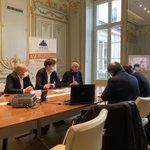 Image for the Tweet beginning: Audience devant le Conseil d'état