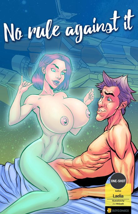 Free Comic of the Week: No Rule Against It (One-Shot)  READ NOW FOR FREE! https://t.co/MrYd3mbUqh  #Bimbo