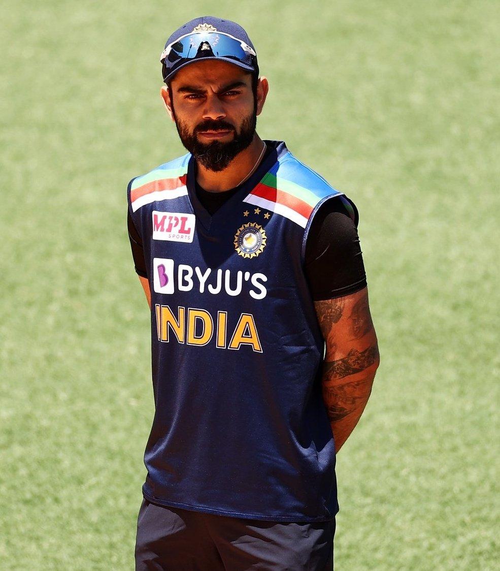 A win for India is a win for Byju's, a loss for India is still a win for Byju's #INDvsAUS #Byjus
