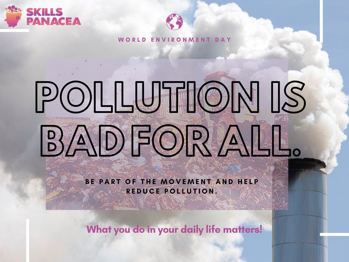 This National pollution control day, let's pledge to make the world a healthier place for all. Beware of your actions and stay aware to do your bit for the environment.  . . .  #pollutionfree #pollutionfreediwali #POLLUTIONanti #pollutionsolution #pollutionsucks #pollutionmask #p