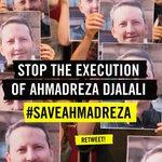 Image for the Tweet beginning: #UPDATE Ahmadreza Djalali has not