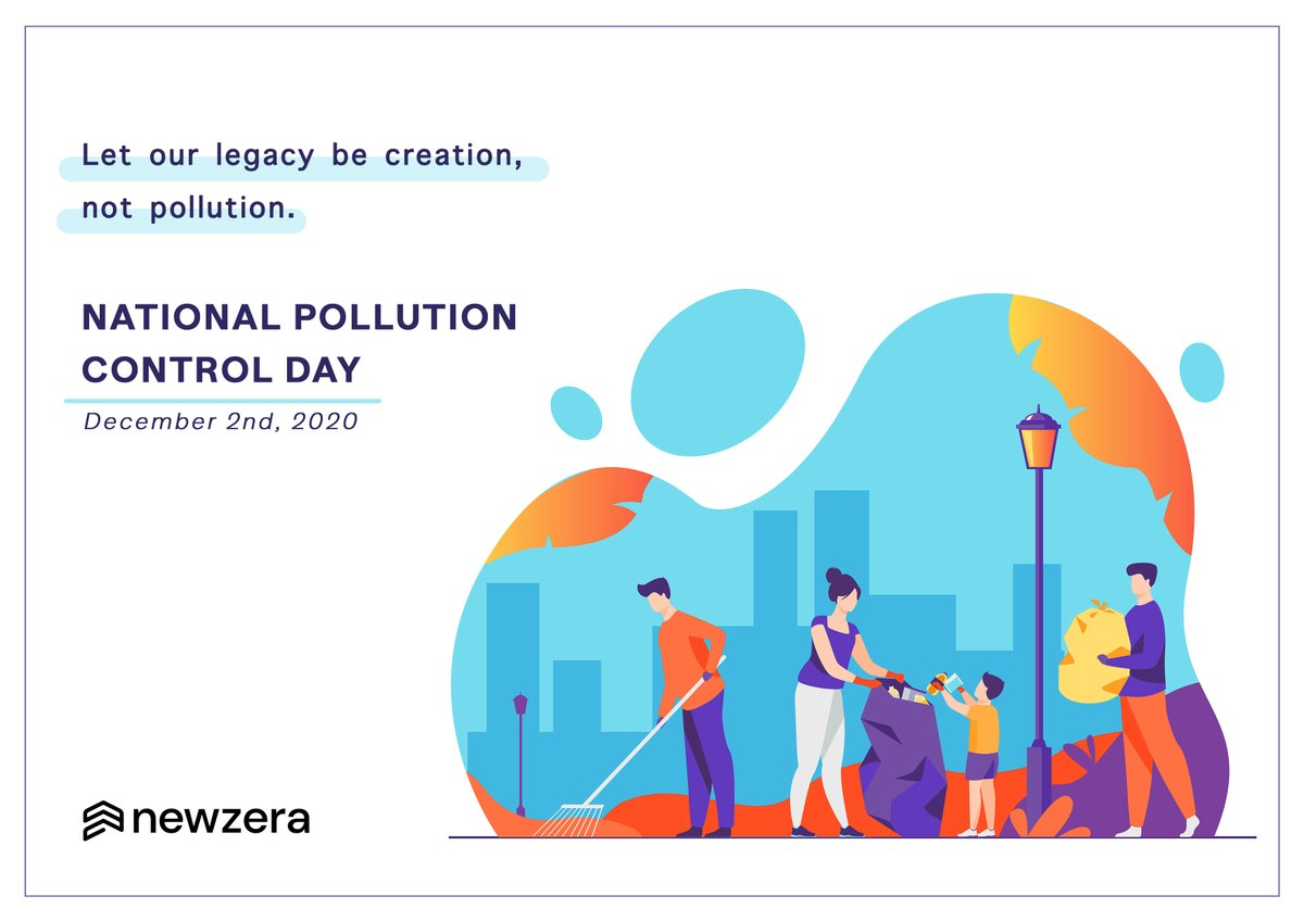 What is our legacy? What will we leave behind?  This National Pollution control day, let's pledge to leave this world a better place than we found it.  #nationalpollutioncontrolday #environmentalpollution #pollutioncontrol #pollutionfree #climatechange #thinkdifferent #newzera