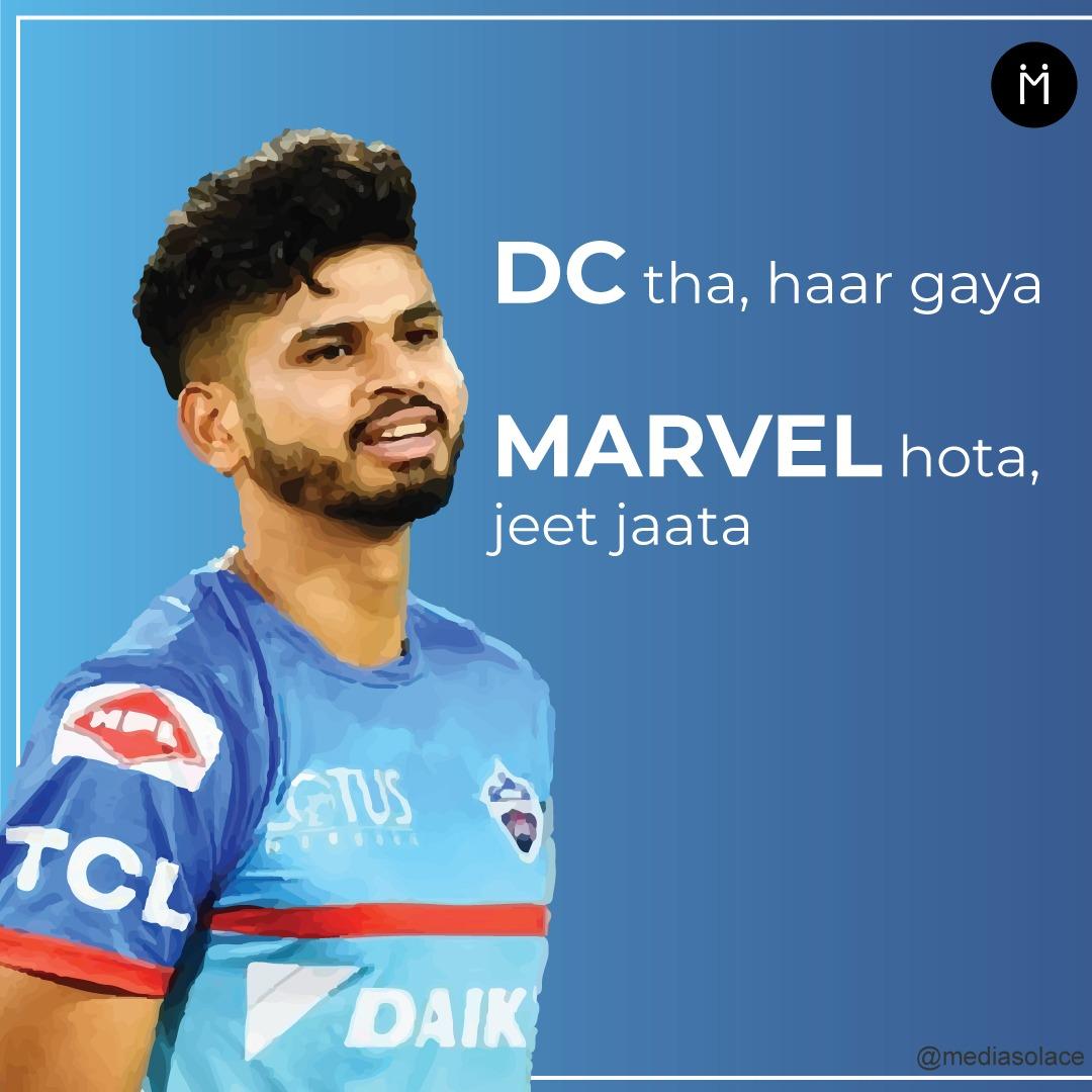Avengers assemble! . . . #IPL2020 #MumbaiIndians #DelhiCapitals #IPLFinal #IPLFinal2020