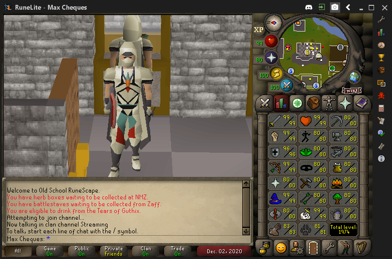 Raikesy - Completing the Fremmy elite diaries first thing this morning  Followed up by some DK's/Tob/Zulrah