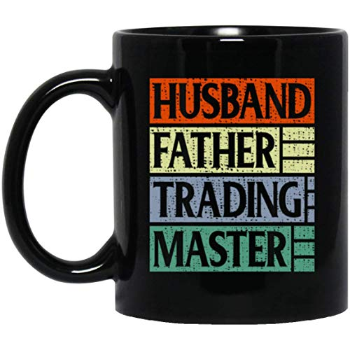 Funny Stock Market Husband Father Trading Vintage 11 Oz Mug   - @Stock_Market_Pr #StockMarket #Mugs #Ad