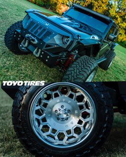 Thoughts on this Jeep? / #TOYOTIRES / @GridOffRoad https://t.co/VYo25nqfCQ