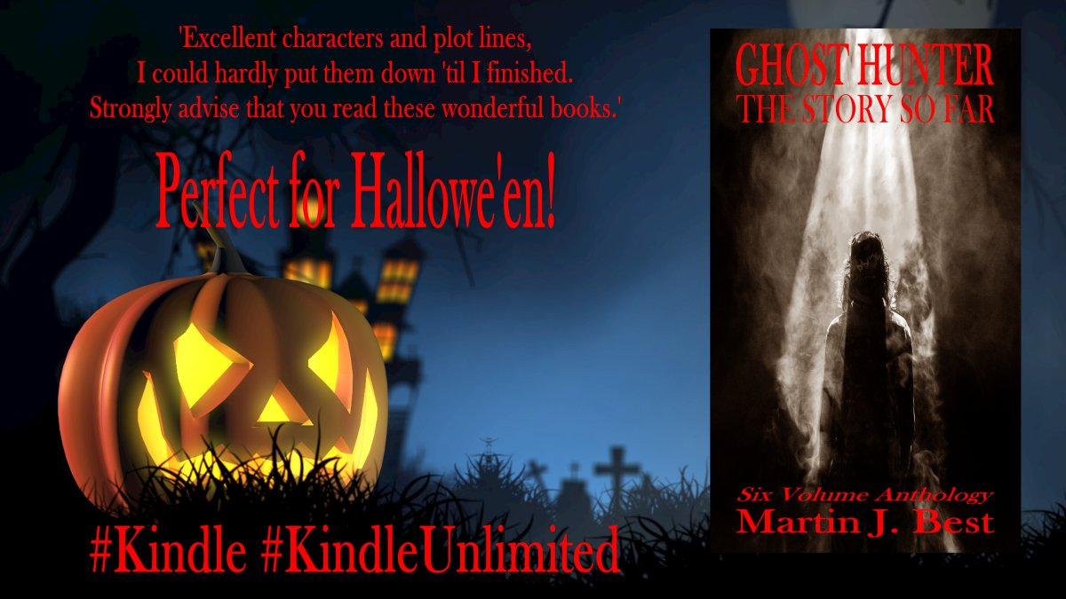 #RT @MartinJBest1  'A unique story world.' All six character driven, disturbing, eerie, and thought-provoking tales in one anthology! https://t.co/EjhCJpaqlO Only £/$9.99! Over 1,500 pages on #KindleUnlimited.  #darkhorde #Halloween2020 #urbanfantasy  #ghoststories #IARTG https://t.co/sQBiP8hBHX