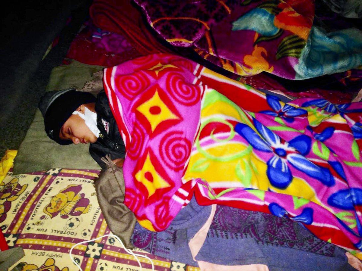 This winter keep your heart warm by spreading the warmth.   Donate a warm blanket   Details: …   W/ @rjraunac @KyaUkhaadLega @AdvancedMaushi @bhaiyyajispeaks   💙 Gratitude
