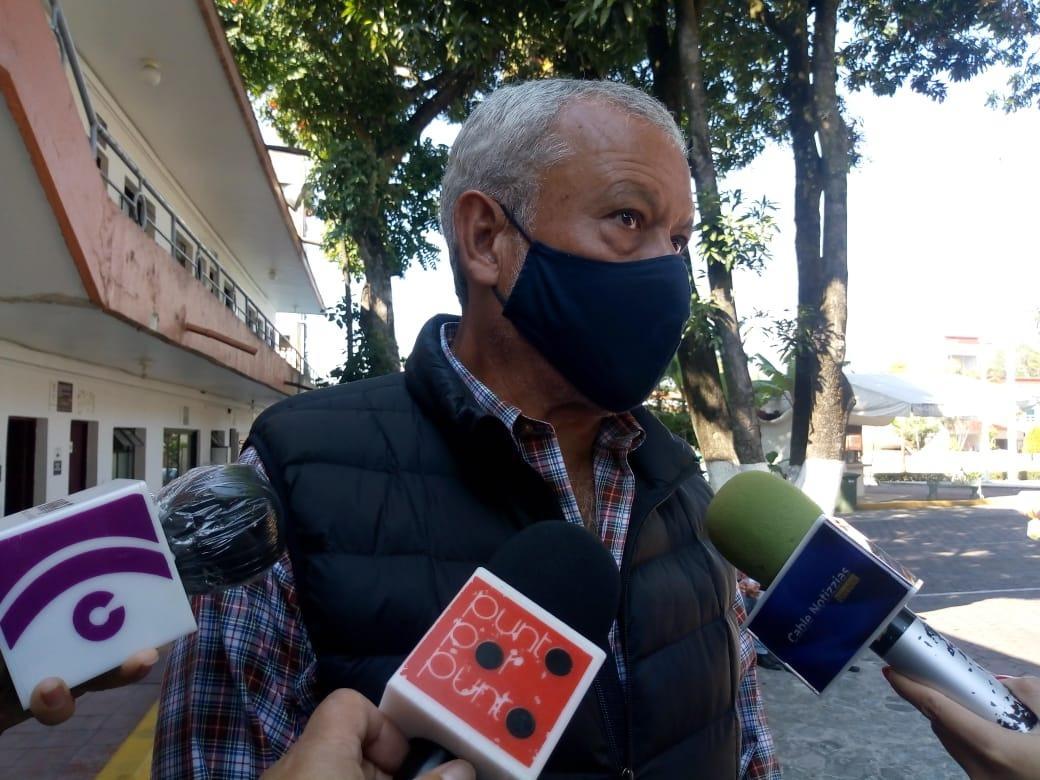 🔴El secretario del Turismo y Desarrollo Económico de #Cuernavaca, Andrés Remis Martínez aseguró que no habrá ley seca, como en #CDMX, para frenar brotes de #Covid, y señala que los operativos se intensificarán. https://t.co/8D705TDFoL