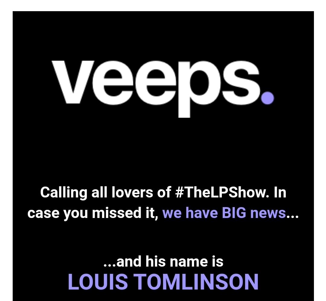 huh??? i thought #TheLPShow is about Liam and also didn't they ignore Liam's 3 shows and 2 rewatch
