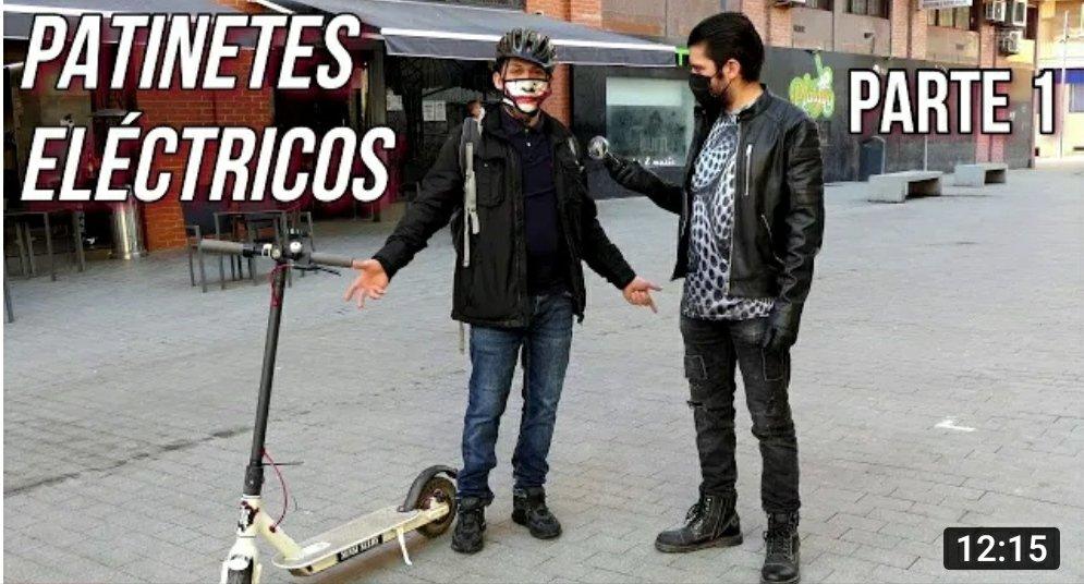 ¿Qué piensa la gente sobre la normativa de la #DGT para los #VMP ? ¿Por qué no podemos circular por algunos #carrilesbici en #Alicante ? ¿Son buena idea contra #COVIDー19 #coronavirus ?     La gente opina sobre el tema en esta nueva #Entrevista en #YouTube