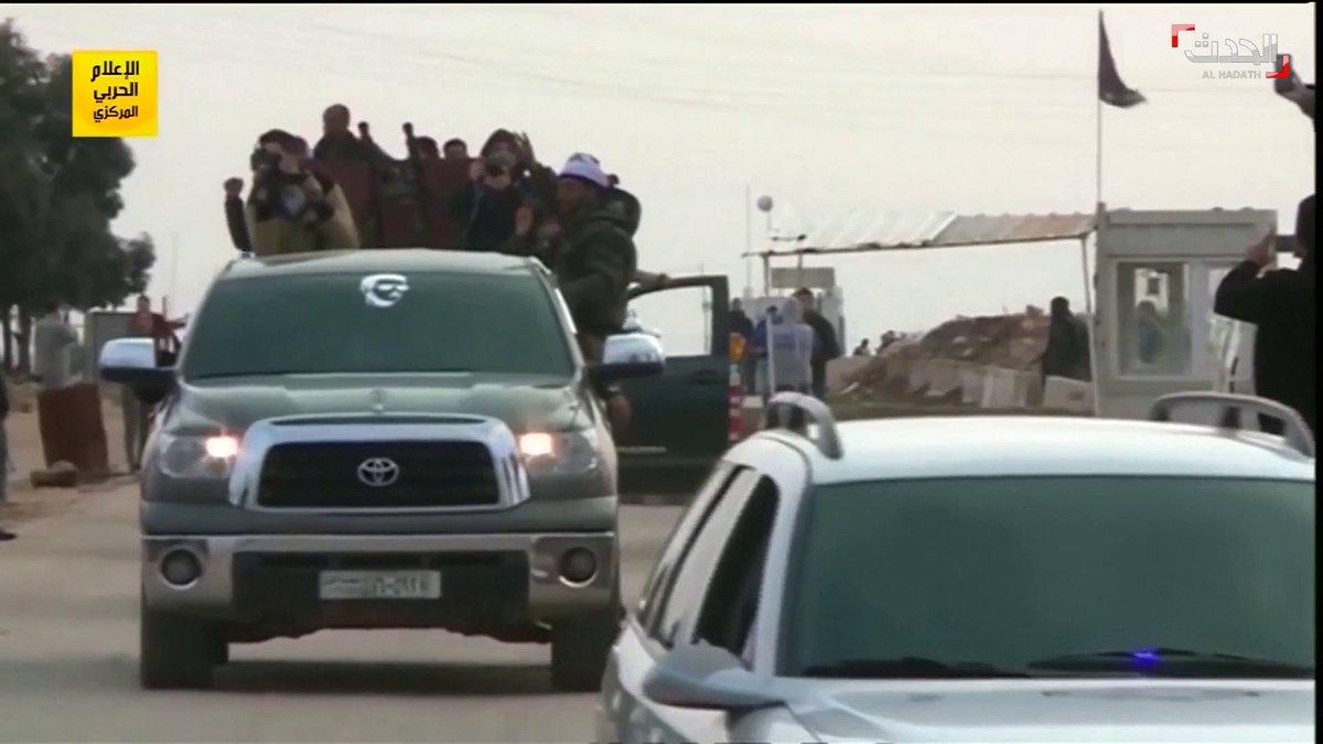 #الحرس_الثوري الإيراني يستنفر عناصر ميليشياته في #سوريا تحسبًا لتصاعد التوتر على جبهة #الجولان