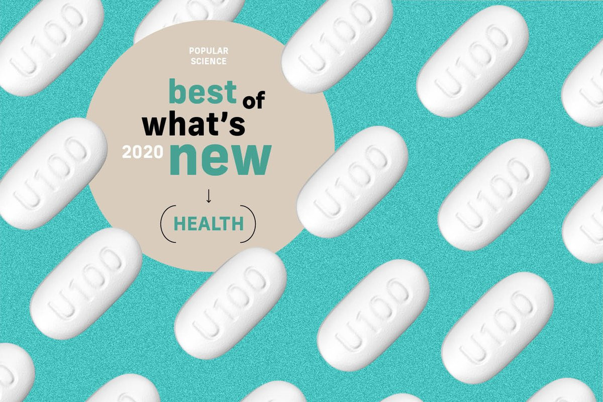 Innovations that fight acne, migraines, myopia, diabetes, sleep apnea, cardiac arrest, and of course #COVID19.  The nine greatest health and medicine breakthroughs of 2020:  #BestOfWhatsNew