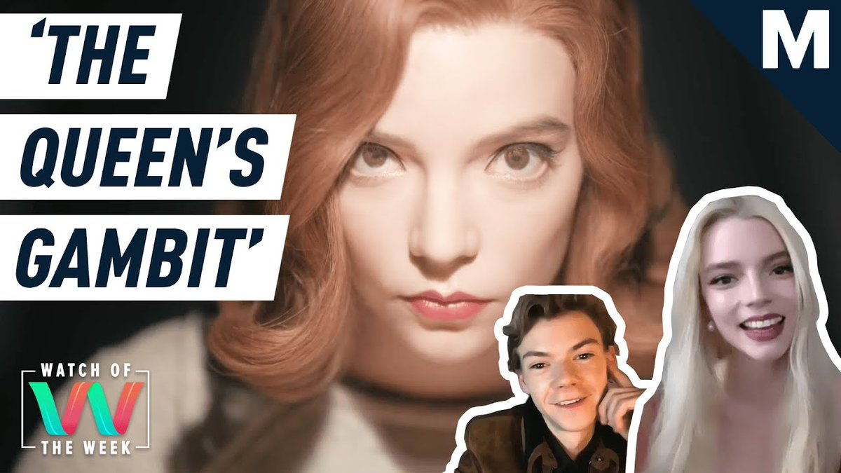 Anya Taylor-Joy on being a female chess master in 'The Queen's Gambit'