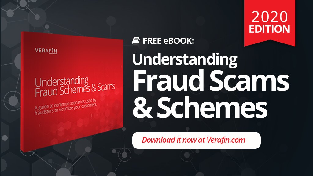 Free eBook. Learn to spot the red flags of scams and fraud. https://t.co/Mval20JLV1 https://t.co/h9Xf0SZ4dC