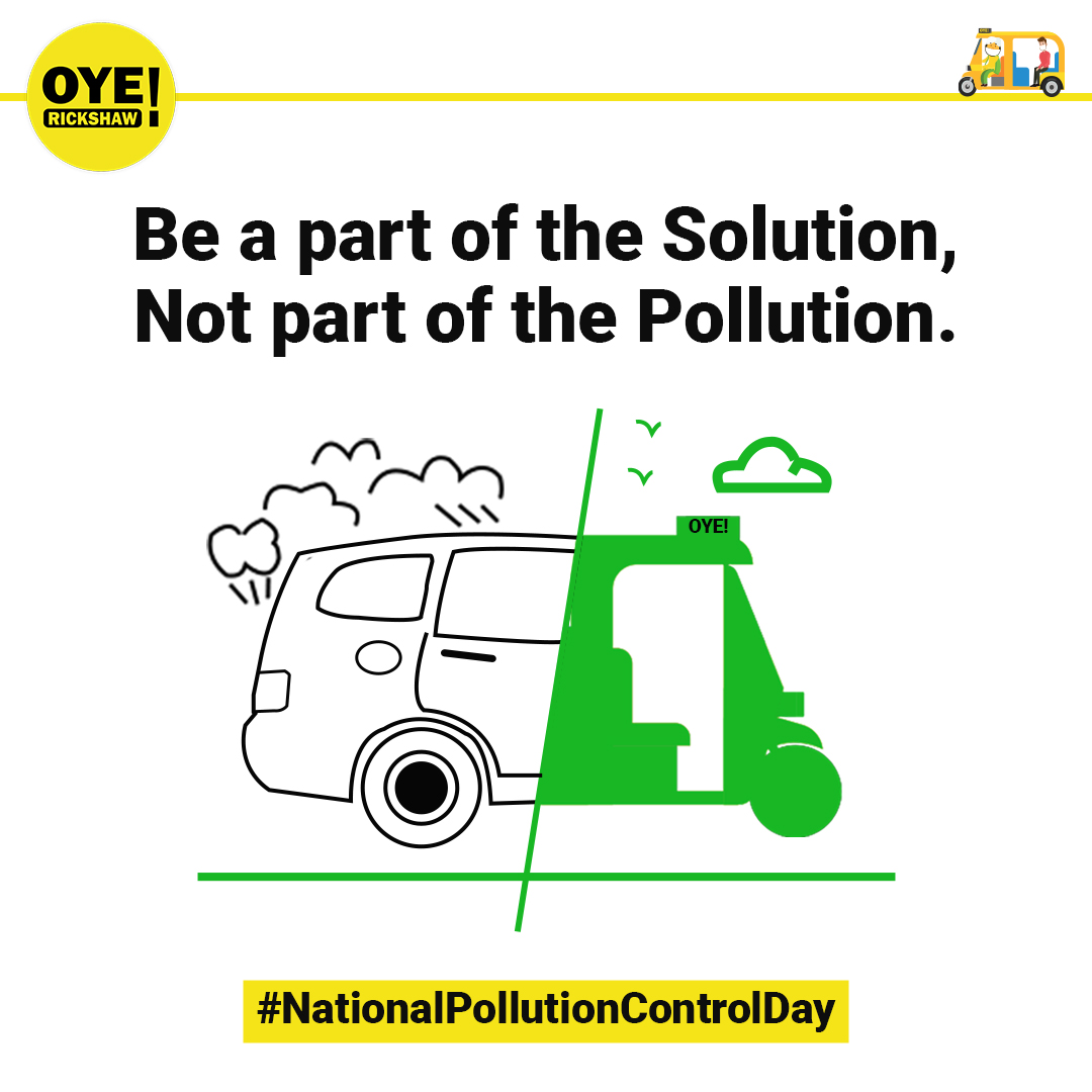 Save Nature for Future. 💚🌳🌿🍃  This #NationalPollutionControlDay, let's take a step towards social responsibilities.   #SayNoToPollution #GoGreen #GoClean #PollutionFree #EnvironmentFriendly #MotherNature #oyeecofriendly