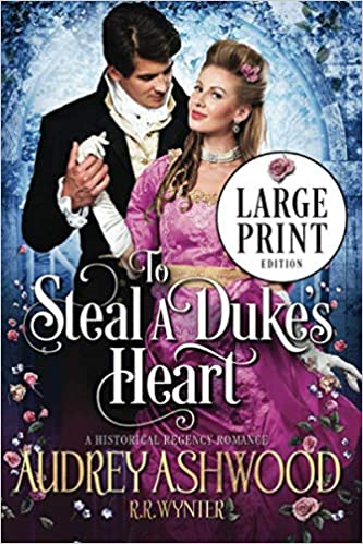 Do you perchance have any large print romance books, please? One of our Elderfriends clients in her nineties relies on them, but...