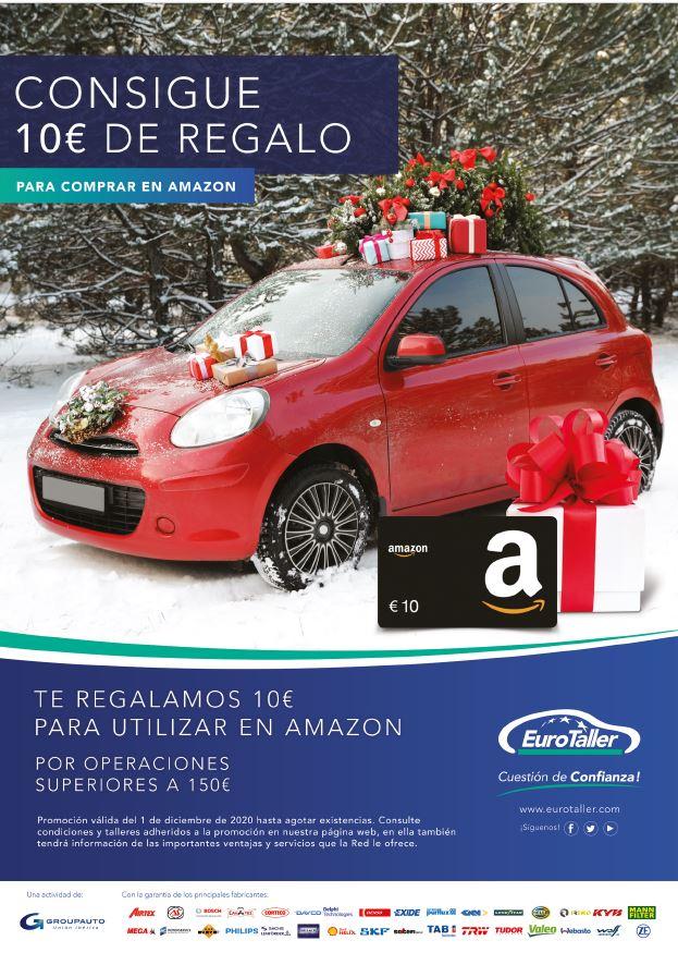 🚗🛠️❄️@EUROTALLER te ayuda a circular más seguro este #invierno... ¡y te regala cheques-regalo de #Amazon! 😃🎁⬇️ 👉https://t.co/OywfKyeY2k #talleres #mantenimientopreventivo #mantenimiento #reparación https://t.co/NMHTQpukUy
