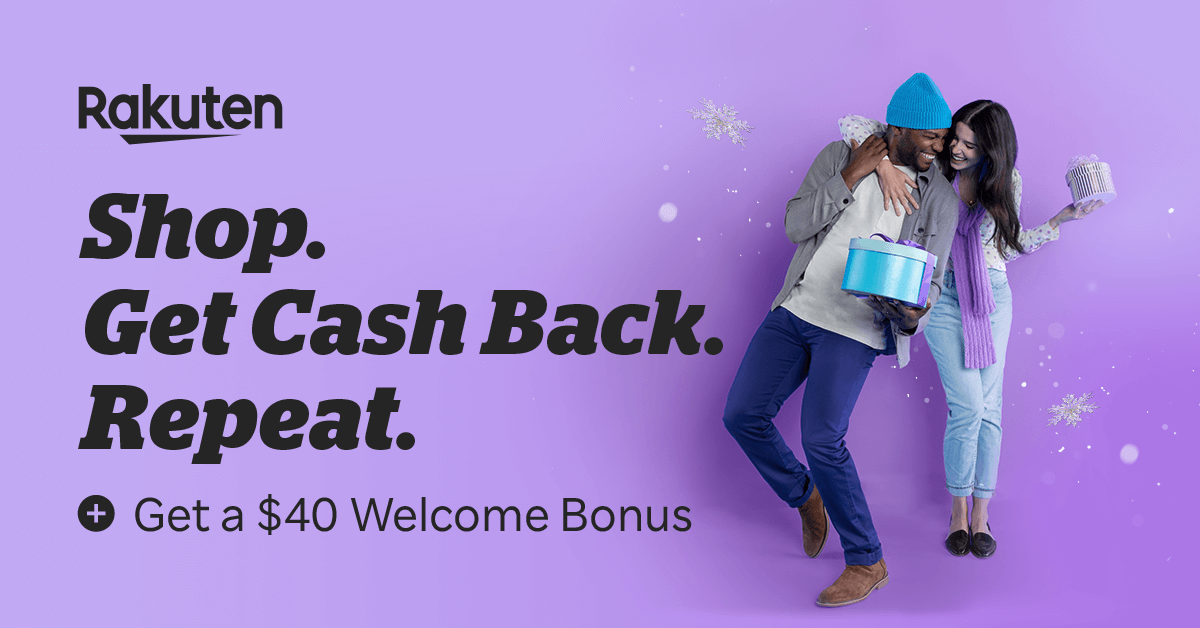 Who's holiday shopping online this year? 🙋🏻 I'm getting #cashback from #Rakuten. It's free! 👉   #shoponline #holidayshopping #cashback #CyberMonday #Cybermonday2020 #CyberMondaydeals #CyberMondaySale #wednesdaythought #WednesdayWisdom #Wednesday